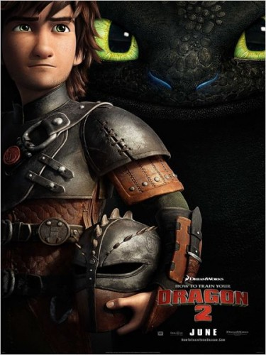 Imagem 1 do filme Como Treinar o seu Dragão 2