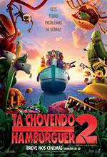 Poster do filme Tá Chovendo Hambúrguer 2