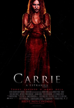 Poster do filme Carrie - A Estranha