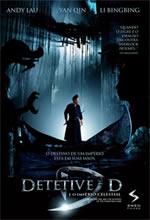 Poster do filme Detetive D e o Império Celestial