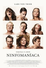 Poster do filme Ninfomaníaca - Volume 1