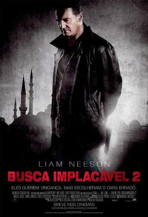 Poster do filme Busca Implacável 2