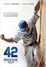 Poster do filme 42 - A História de uma Lenda