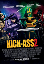 Poster do filme Kick-Ass 2