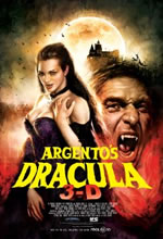 Poster do filme Drácula 3D