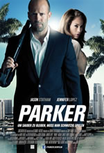 Poster do filme Parker