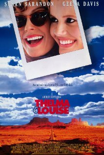 Poster do filme Thelma & Louise