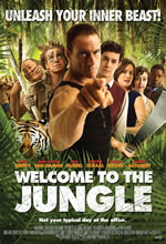 Poster do filme Welcome to the Jungle