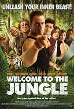 Poster do filme Bem Vindo a Selva
