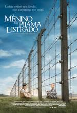 Poster do filme O Menino do Pijama Listrado