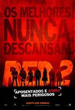 Poster do filme RED 2 - Aposentados e Ainda Mais Perigosos