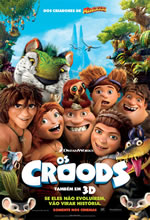 Poster do filme Os Croods
