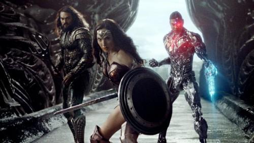 Imagem 3 do filme Liga da Justiça