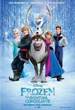 Poster do filme Frozen: Uma Aventura Congelante