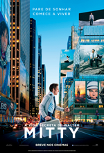 Poster do filme A Vida Secreta de Walter Mitty