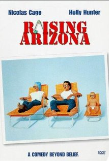 Poster do filme Arizona Nunca Mais