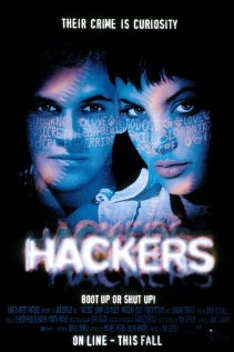 Poster do filme Hackers - Piratas de Computador