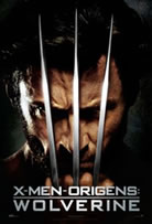Poster do filme X-Men Origens: Wolverine