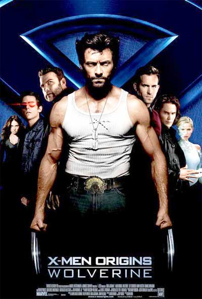 X-Men : Wolverine Origins