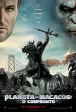 Poster do filme Planeta dos Macacos: O Confronto