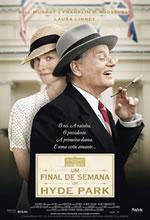 Poster do filme Um Final de Semana em Hyde Park
