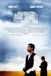 Poster do filme O Assassinato de Jesse James pelo Covarde Robert Ford