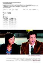 Poster do filme Celeste e Jesse para Sempre