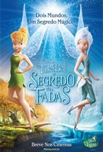 Poster do filme Tinker Bell e o Segredo das Fadas