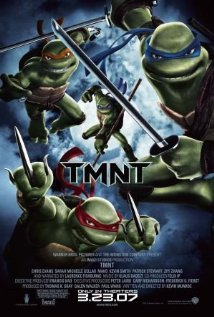 Poster do filme As Tartarugas Ninja - O Retorno