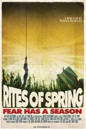 Poster do filme Rites of Spring