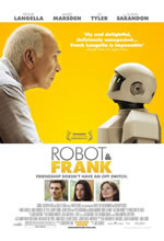 Poster do filme Robot and Frank