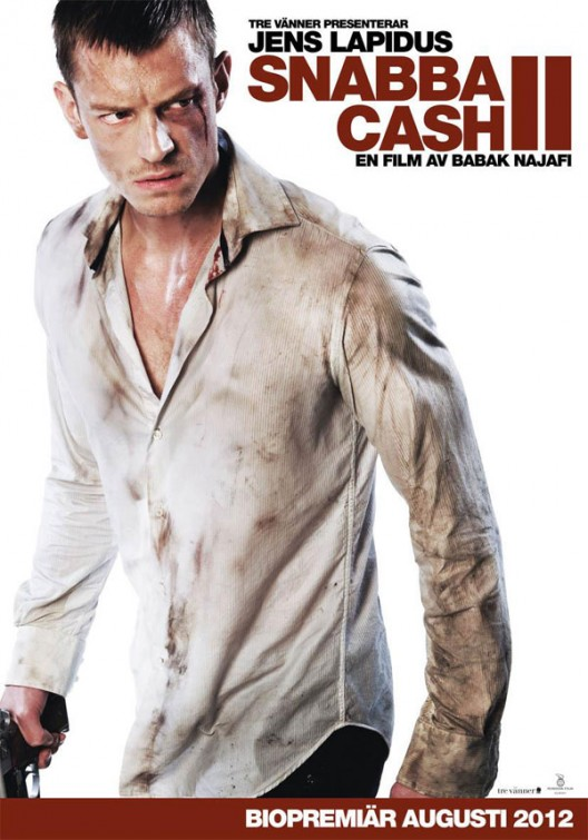 Poster do filme Snabba Cash II