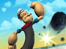 Imagem 2 do filme O Marinheiro Popeye 3D