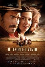Poster do filme O Tempo e o Vento