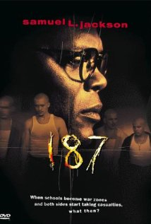 Poster do filme 187 - O Código