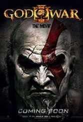 Poster do filme God of War - O Filme