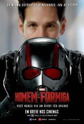 Poster do filme Homem-Formiga
