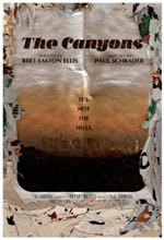 Poster do filme The Canyons