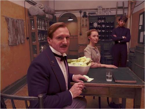 Imagem 4 do filme O Grande Hotel Budapeste