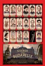 Poster do filme O Grande Hotel Budapeste