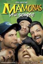 Poster do filme Mamonas Pra Sempre!