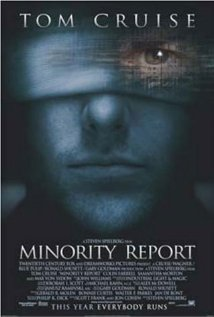 Poster do filme Minority Report - A Nova Lei