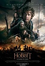 Poster do filme O Hobbit: A Batalha dos Cinco Exércitos