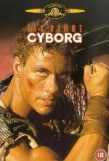 Poster do filme Cyborg - O Dragão do Futuro