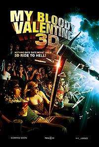 Poster do filme Dia dos Namorados Macabro 3D