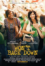 Poster do filme Won't Back Down