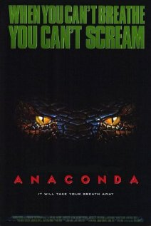 Poster do filme Anaconda