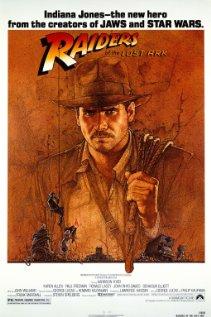 Poster do filme Indiana Jones e os Caçadores da Arca Perdida
