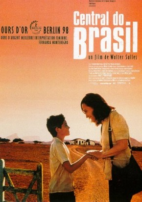 Poster do filme Central do Brasil