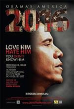 Poster do filme 2016: América de Obama